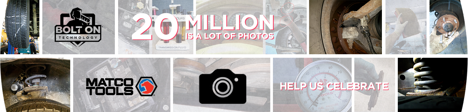 20 Million Pictures Using MMP