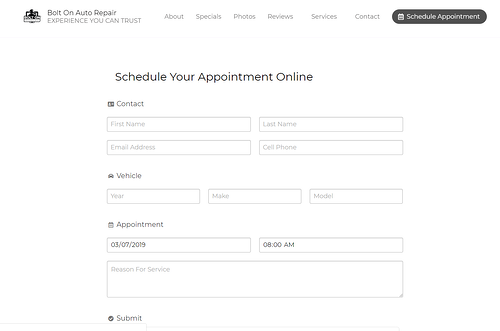 SMS-Integrated Appointment Scheduling-1