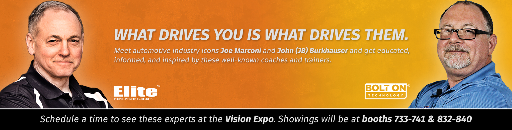 VISION Training Experts