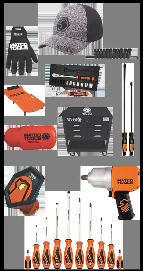 orange tools