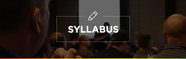 Your Syllabus